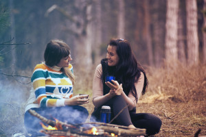 Friends Camping, Accident Insurance